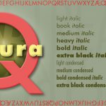 Futura Medium Font Free Download - Futura Free